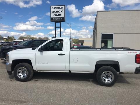 2017 Chevrolet Silverado 1500 for sale in Oneill, NE