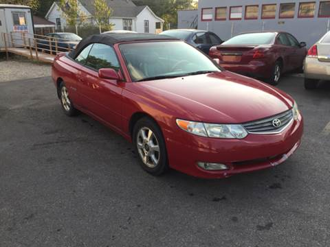 2003 Toyota Camry Solara for sale in Columbus, OH