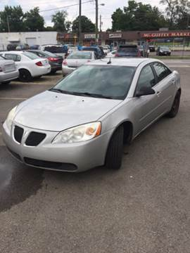2008 Pontiac G6 for sale in Columbus, OH