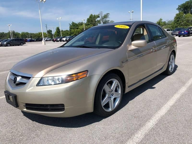 Acura TL In Columbus OH ZMZM Auto Sales Svc - Acura tl 2006 for sale