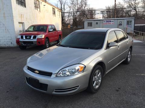 2008 Chevrolet Impala for sale in Columbus, OH