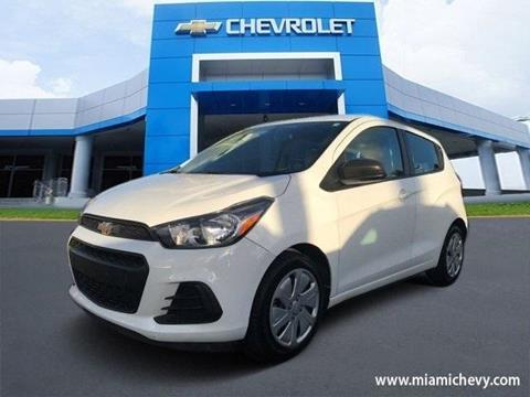 2016 Chevrolet Spark for sale in Miami, FL