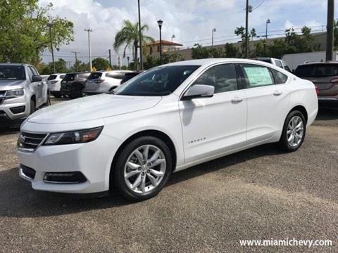 2018 Chevrolet Impala for sale in Miami, FL