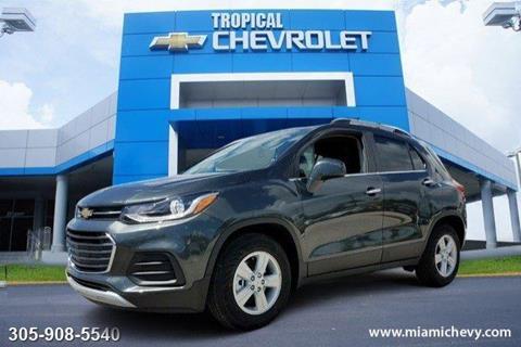 2017 Chevrolet Trax for sale in Miami, FL