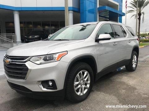 2018 Chevrolet Traverse for sale in Miami, FL
