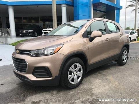 2018 Chevrolet Trax for sale in Miami, FL