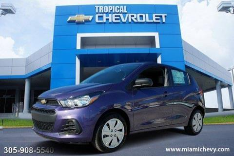 2017 Chevrolet Spark for sale in Miami, FL