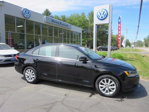 2014 Volkswagen Jetta for sale in Brunswick ME