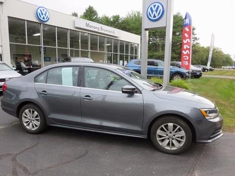 2015 Volkswagen Jetta for sale in Brunswick, ME