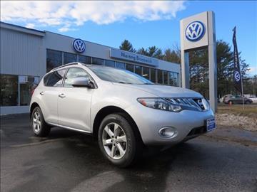 2010 Nissan Murano for sale in Brunswick, ME