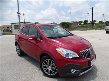 2016 Buick Encore for sale in Selma, TX