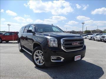2016 GMC Yukon XL for sale in Selma, TX