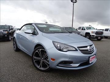 2017 Buick Cascada for sale in Selma, TX