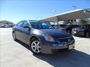 2007 Nissan Altima for sale in Selma, TX