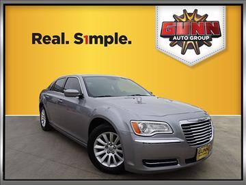 2013 Chrysler 300 for sale in Selma, TX