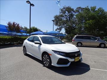 2017 Honda Civic for sale in San Antonio, TX