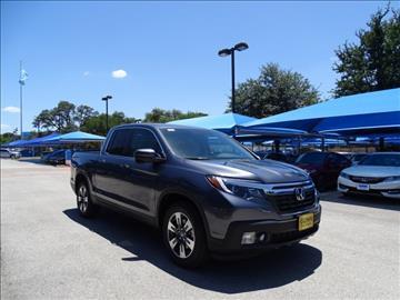 2017 Honda Ridgeline for sale in San Antonio, TX