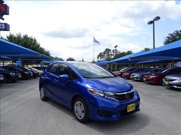 2018 Honda Fit for sale in San Antonio, TX