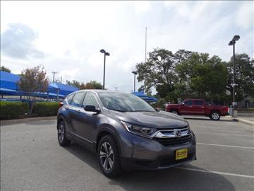 2017 Honda CR-V for sale in San Antonio, TX