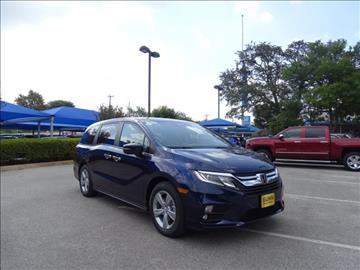 2018 Honda Odyssey for sale in San Antonio, TX
