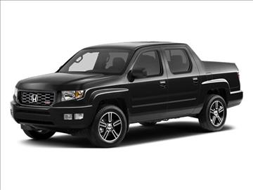2014 Honda Ridgeline for sale in San Antonio, TX