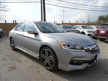 2017 Honda Accord for sale in San Antonio, TX