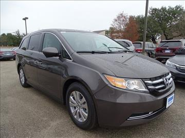 2016 Honda Odyssey for sale in San Antonio, TX
