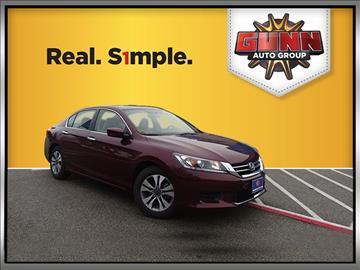 2014 Honda Accord for sale in San Antonio, TX