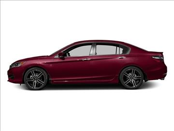 2017 Honda Accord for sale in San Antonio, TX