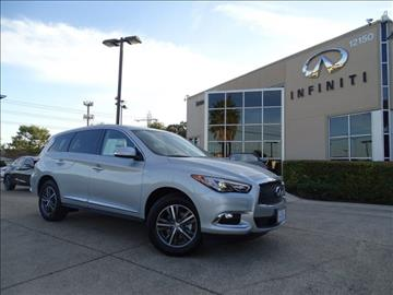 2017 Infiniti QX60 for sale in San Antonio, TX