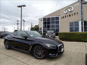 2017 Infiniti Q60 for sale in San Antonio, TX