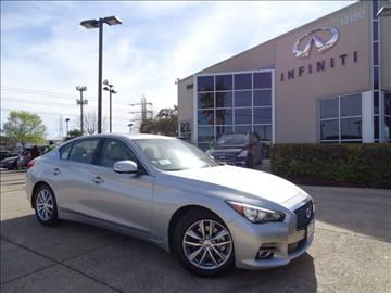 2017 Infiniti Q50 for sale in San Antonio, TX
