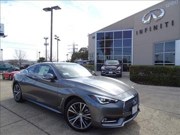 2017 Infiniti Q60 for sale in San Antonio, TX