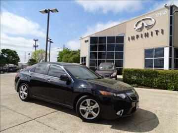 2011 Acura TSX for sale in San Antonio, TX