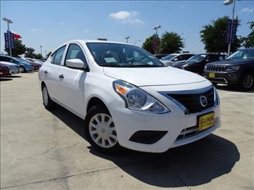 2017 Nissan Versa for sale in San Antonio, TX