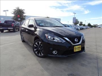 2017 Nissan Sentra for sale in San Antonio, TX