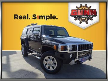 2009 HUMMER H3 for sale in San Antonio, TX
