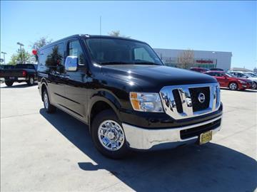 2017 Nissan NV Passenger for sale in San Antonio, TX