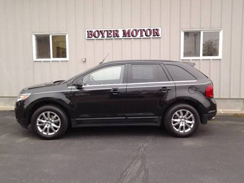 Ford Edge For Sale At Boyer Motor Co In Sauk Centre Mn