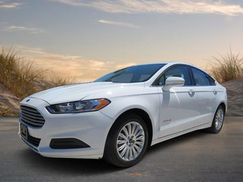 2014 Ford Fusion Hybrid for sale in Corpus Christi, TX