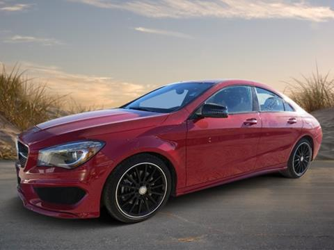 2016 Mercedes-Benz CLA for sale in Corpus Christi, TX