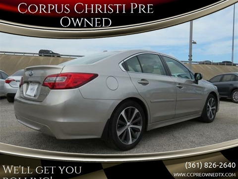 2015 Subaru Legacy for sale at Corpus Christi Pre Owned in Corpus Christi TX