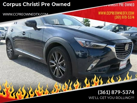 2016 Mazda CX-3 for sale at Corpus Christi Pre Owned in Corpus Christi TX