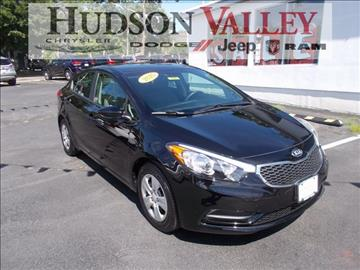 2015 Kia Forte for sale at Hudson Valley Auto Exchange in Newburgh NY