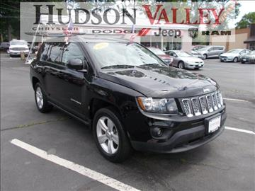 2017 Jeep Compass for sale at Hudson Valley Auto Exchange in Newburgh NY