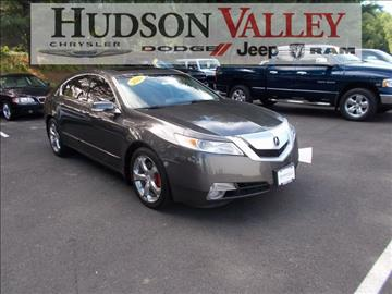 2010 Acura TL for sale at Hudson Valley Auto Exchange in Newburgh NY