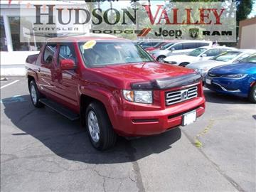 2006 Honda Ridgeline for sale at Hudson Valley Auto Exchange in Newburgh NY