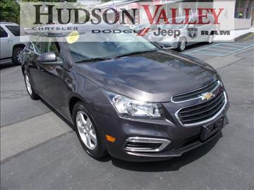 2015 Chevrolet Cruze for sale at Hudson Valley Auto Exchange in Newburgh NY