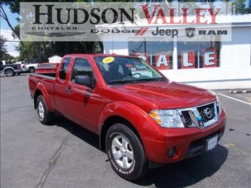 2012 Nissan Frontier for sale at Hudson Valley Auto Exchange in Newburgh NY