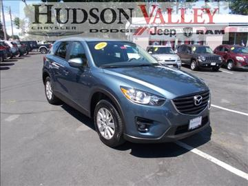 2016 Mazda CX-5 for sale at Hudson Valley Auto Exchange in Newburgh NY